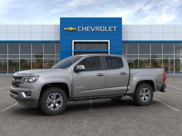 2019 Chevrolet Colorado 4WD WT Crew Cab