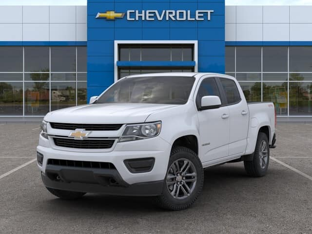 2019 Chevy Colorado WT Crew