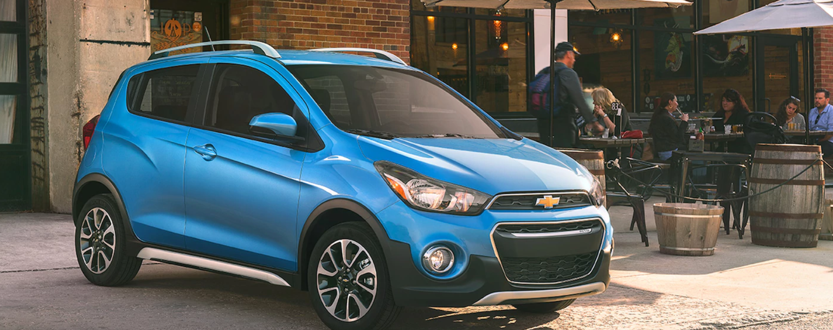 Champion Chevrolet Howell >> 2018 Chevrolet Spark | Champion Chevrolet of Howell