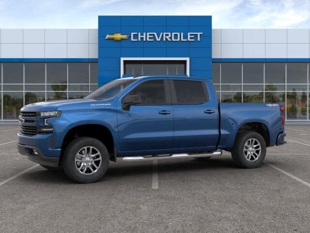 2019 Chevrolet Silverado 1500 RST 4WD Crew