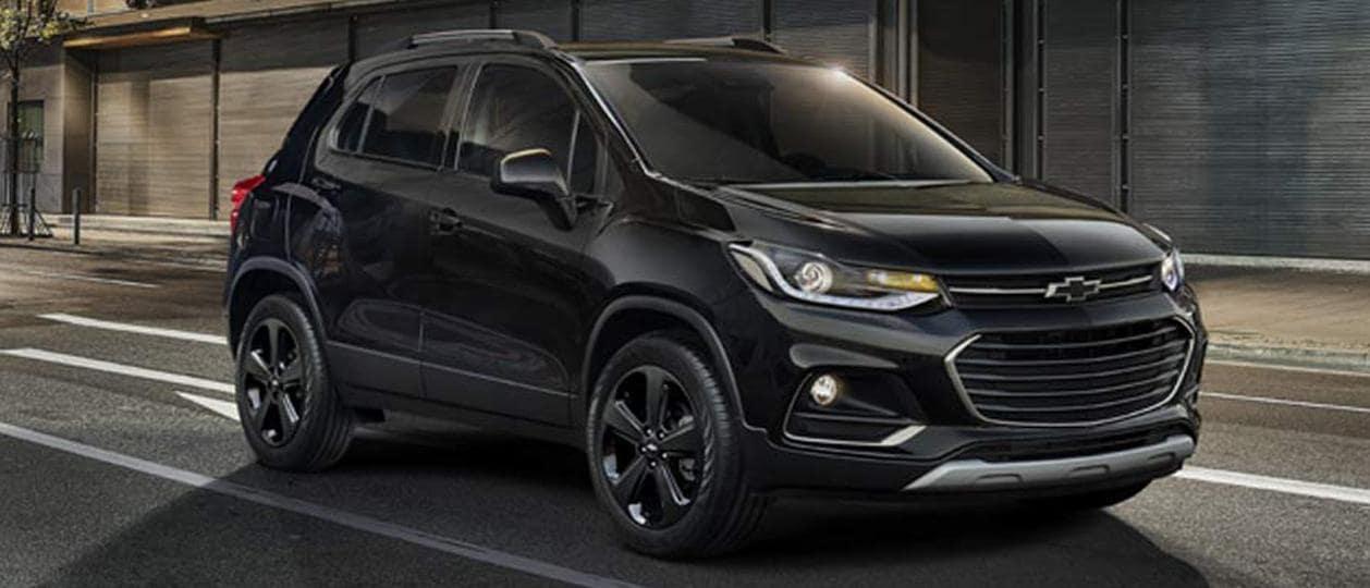 2019 Chevrolet Trax Vs 2018 Ford Ecosport