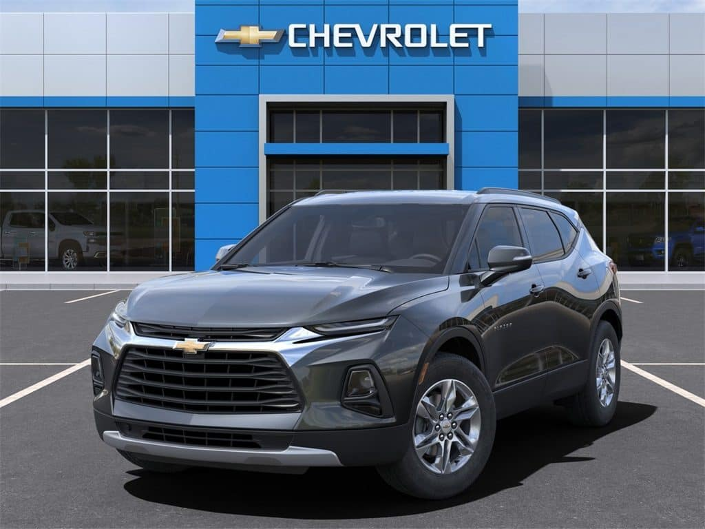 2021 Chevy Blazer 2LT April Lease Offer