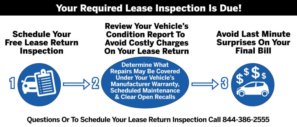 Gm Lease End And Inspection Guide Simplified Gm Lease Returns