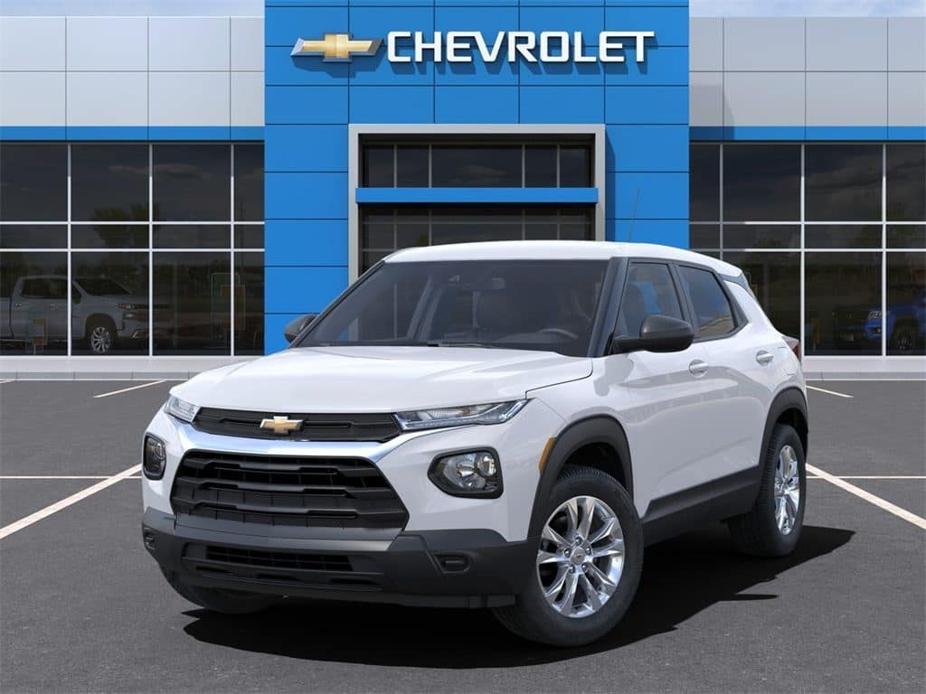 2021 Chevrolet Trailblazer LT Lease Offer