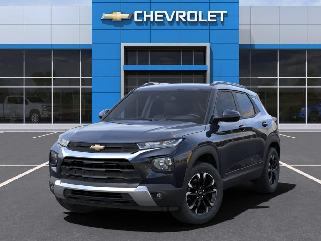 2021 Chevy Trailblazer LT April Lease Offer