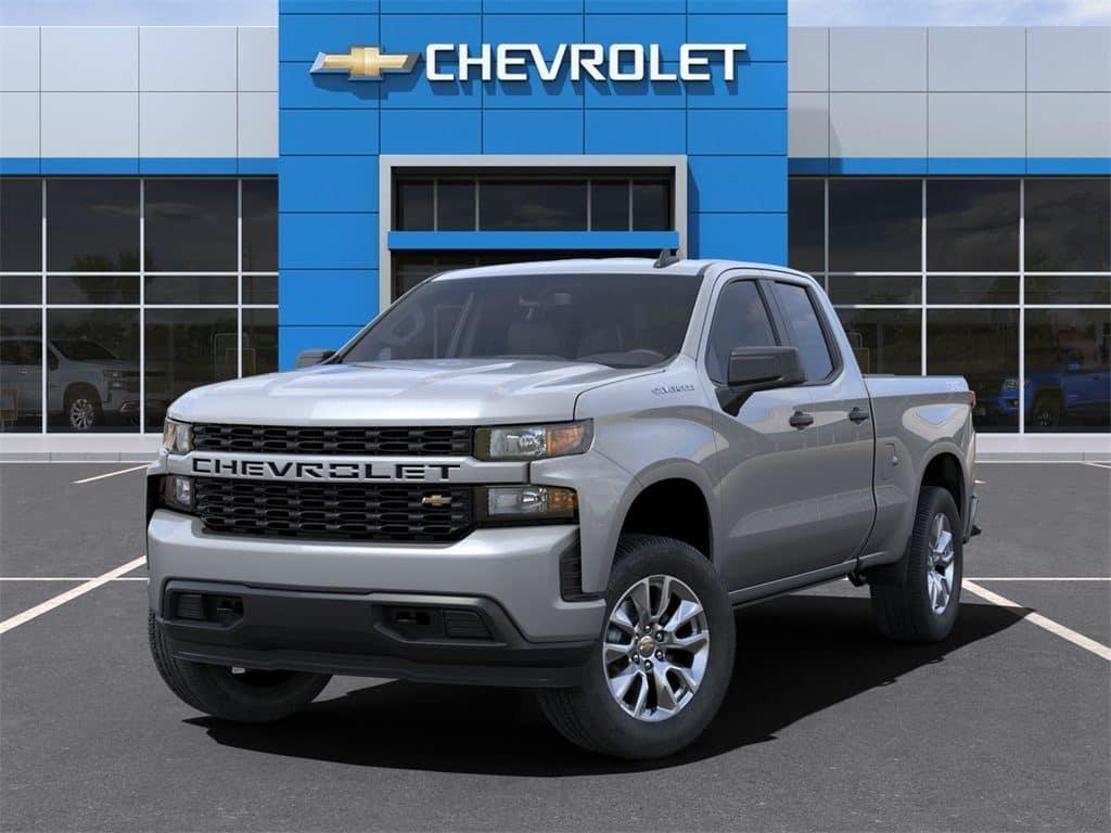 2021 Chevy Silverado 1500 December Lease Offer