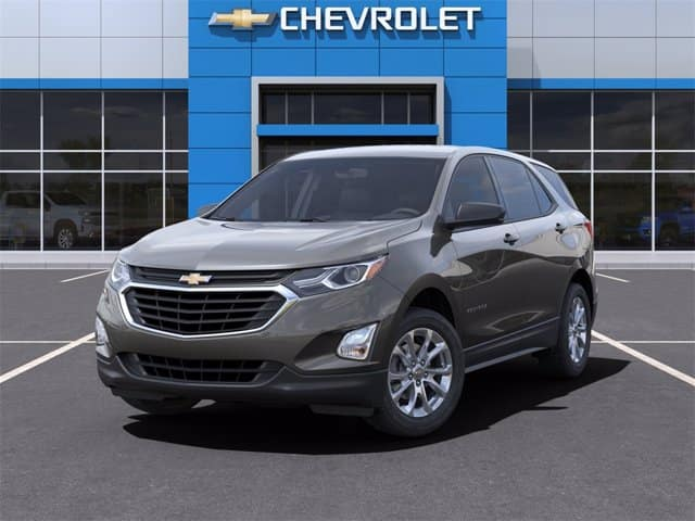 2021 Chevy Equinox LS April Lease Offer