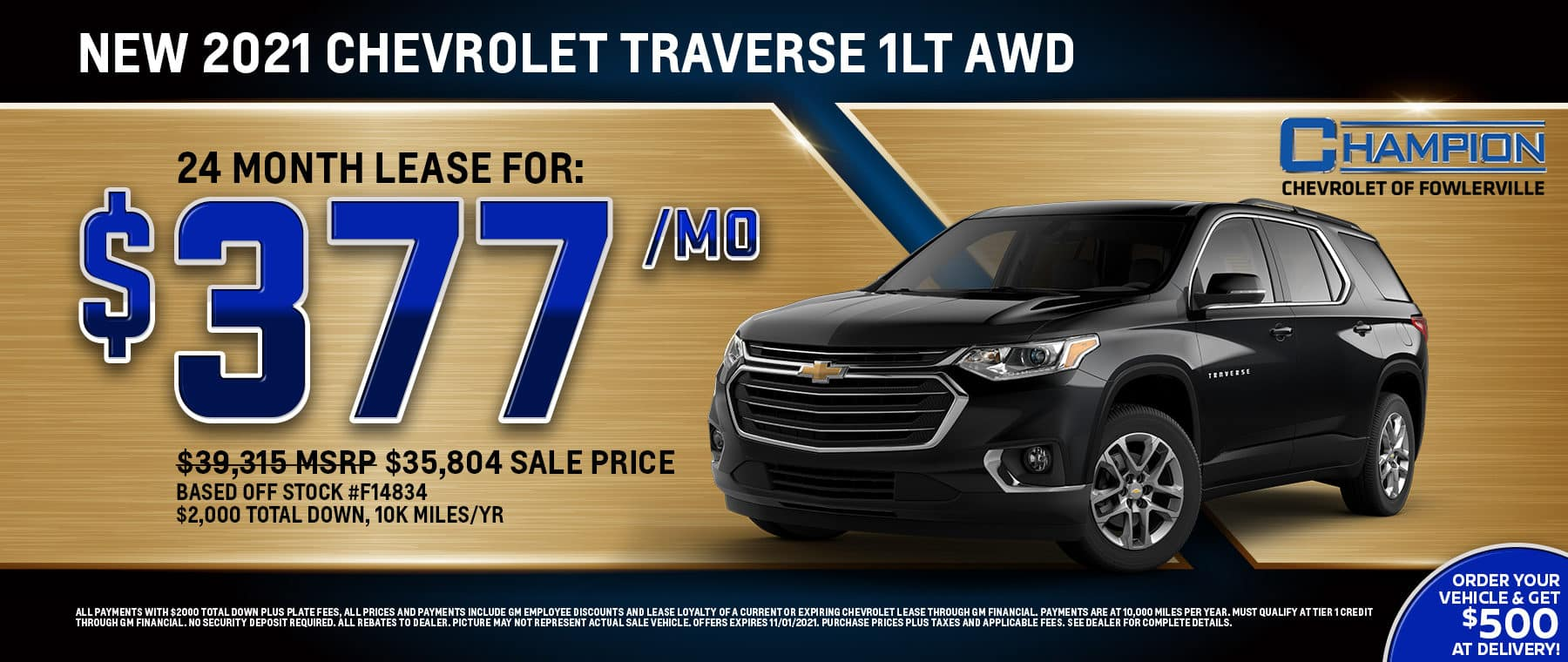 10_21_Champion_Fowlerville_Chevy_1800x760_2021_Traverse_1LT_web_banners