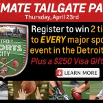 Looking for the Ultimate Tailgate Party? Check out the Champion Chevrolet of Howell Ultimate Tailgate Party.