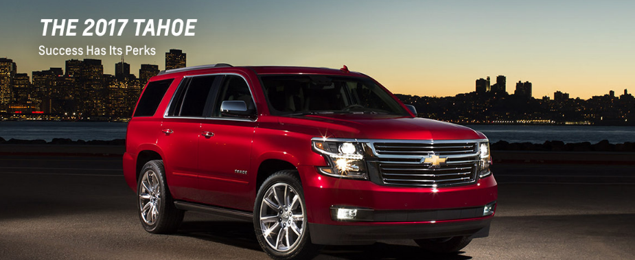Champion Chevrolet Howell >> All New Chevrolet Tahoe | Champion Chevrolet of Howell