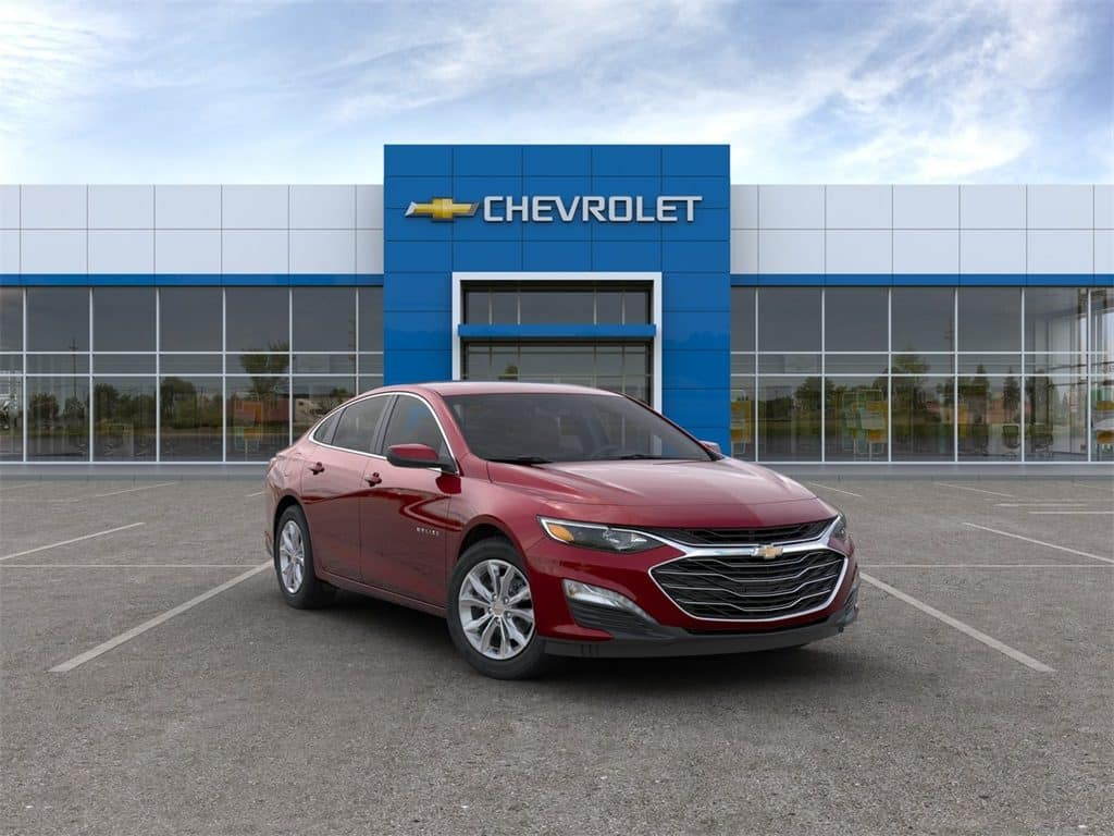 New 2020 Chevy Malibu LT Lease Offer In Howell