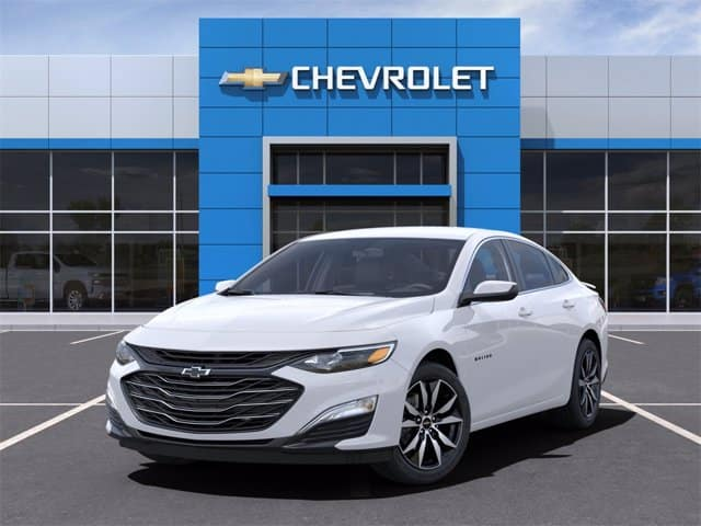 2021 Chevy Malibu RS April Lease Offer