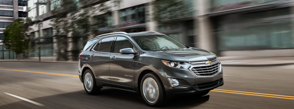 2018 Equinox in motion