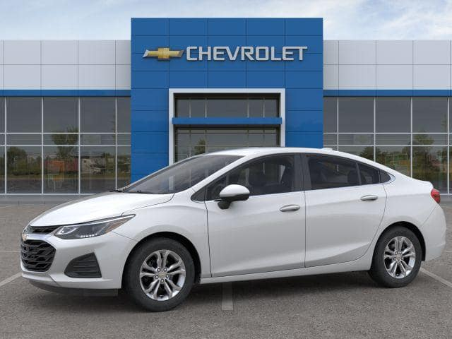 New 2019 Chevy Cruze LT