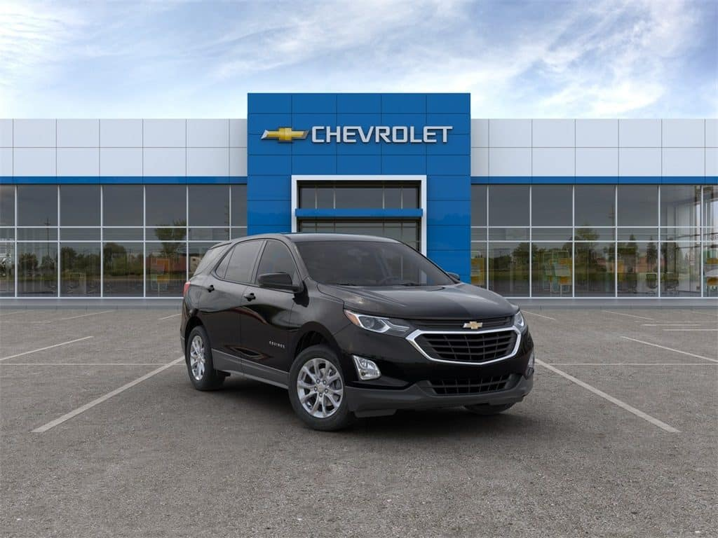 New 2020 Chevy Equinox 2FL Lease Offer In Howell