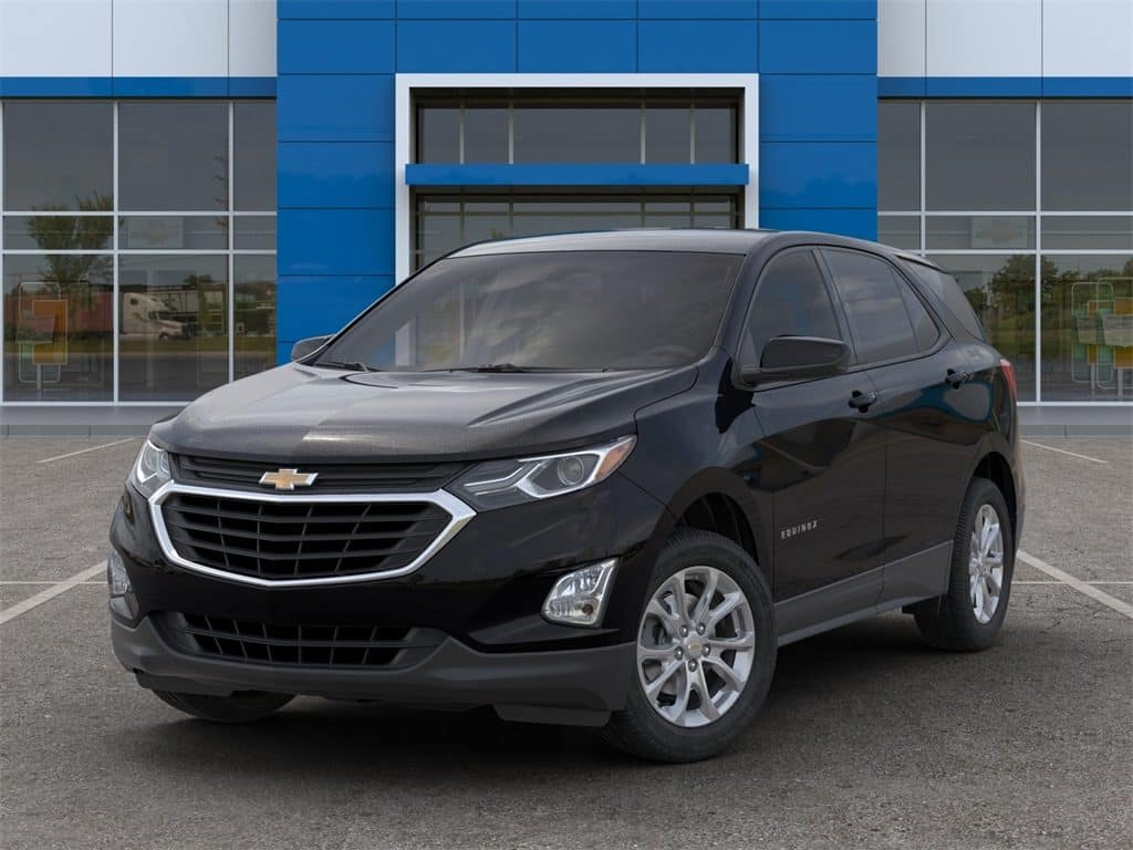 2021 Chevy Equinox LT January Lease Offer