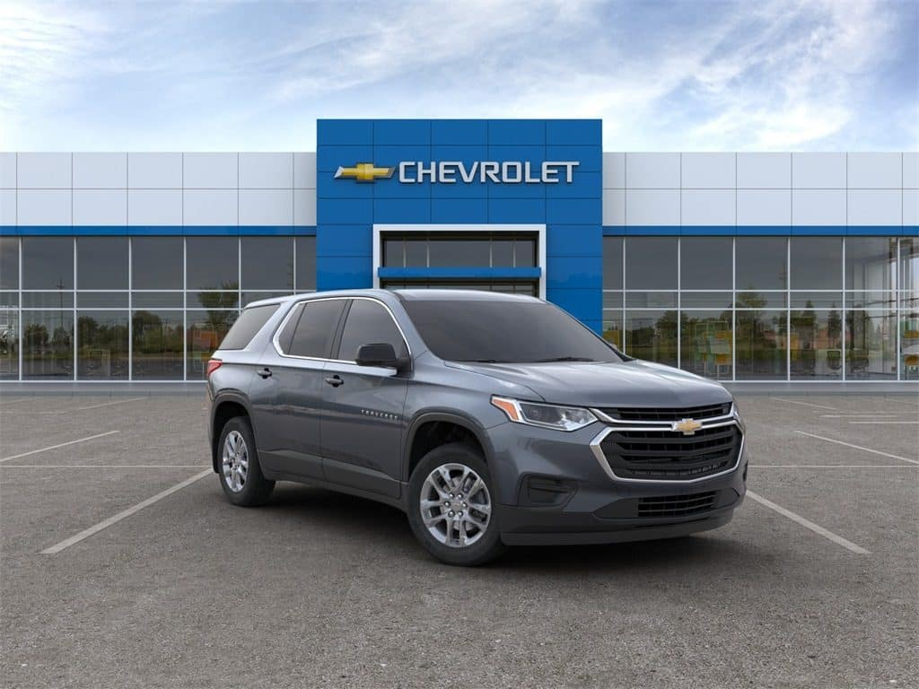 New 2020 Chevy Traverse LS Lease Offer In Howell