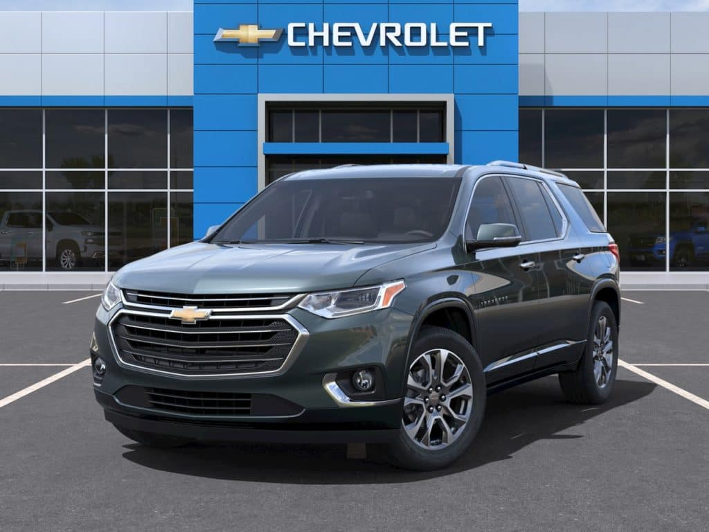 2021 Chevy Traverse LS April Lease Offer