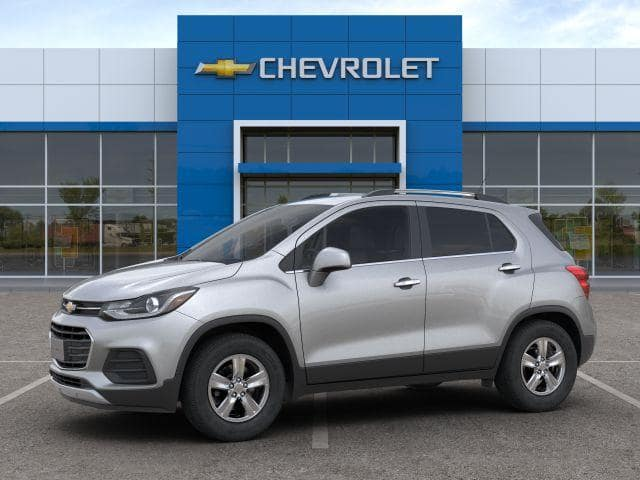 New 2019 Chevy Trax LT