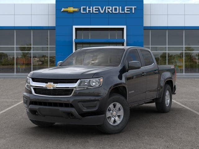 2019 Chevy Colorado 4WD WT Crew Cab Lease Offer