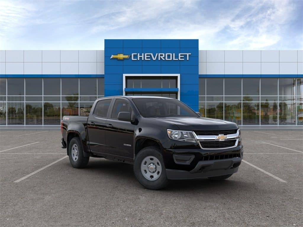 2020 Chevy Colorado WT Crew Cab Lease Offer In Howell