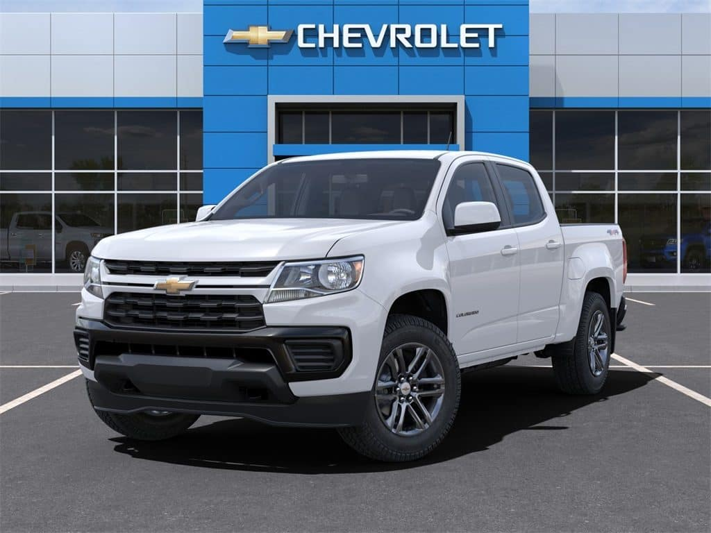 2021 Chevy Colorado Work Truck 4WD December Lease Offer
