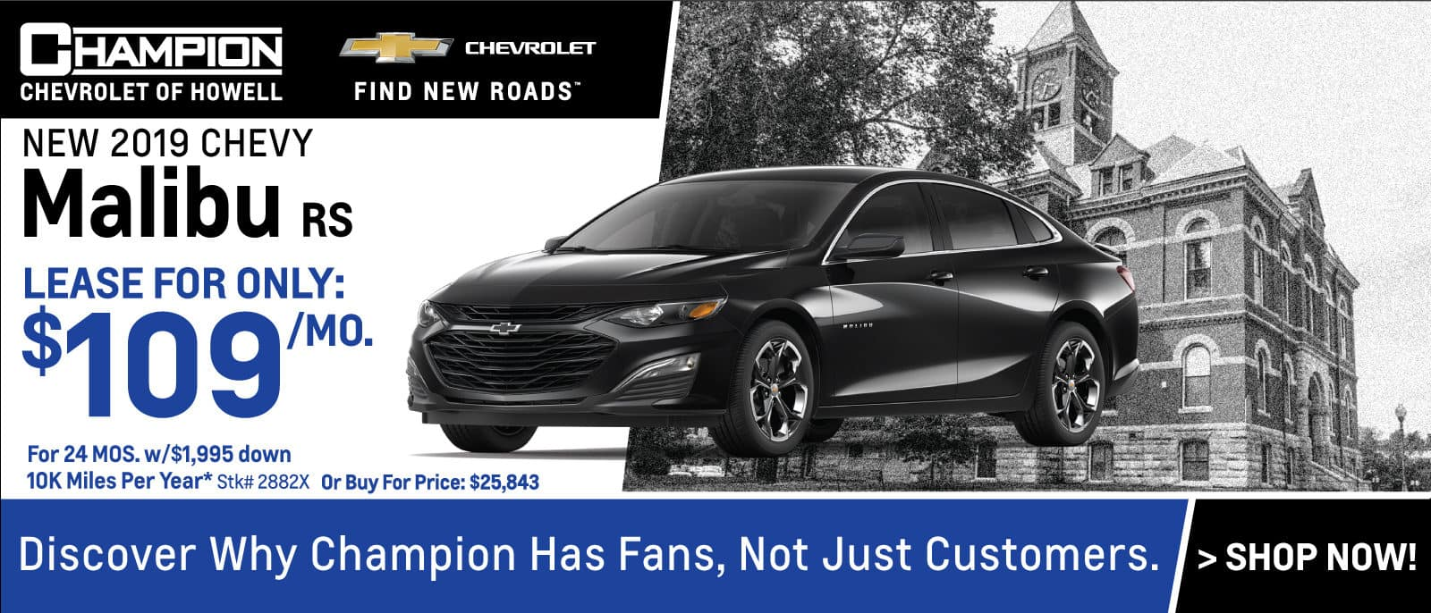 Champion Chevrolet of Howell in MI | New and Used Cars