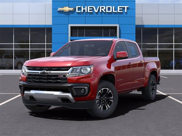 2021 Chevy Colorado Work Truck 4WD April Lease Offer