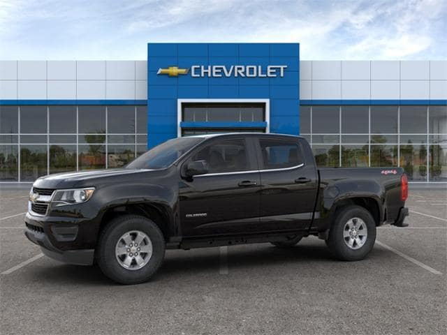 2020 Chevy Colorado 4WD WT Crew Cab Lease Offer