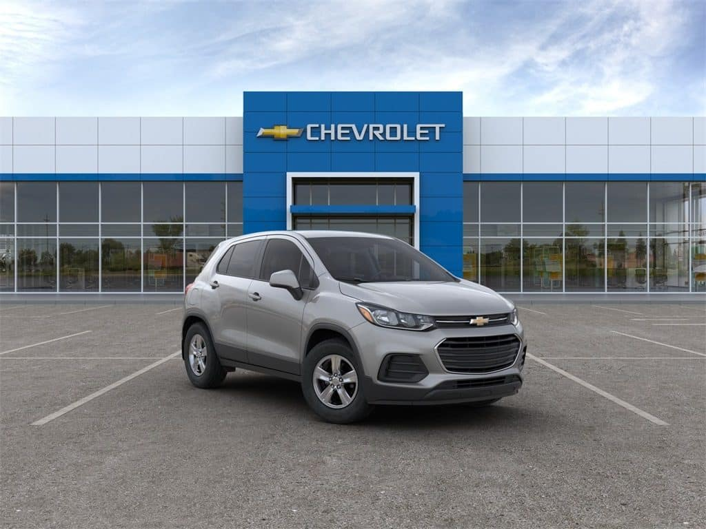 New 2020 Chevy Trax LS Lease Offer In Howell