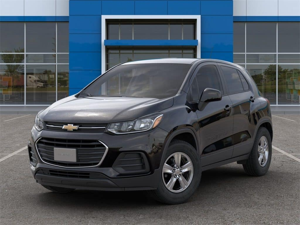 2020 Chevy Trax LT AWD January Lease Offer