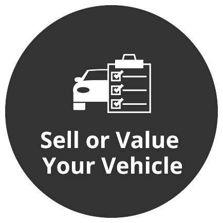 sell or value your vehicle