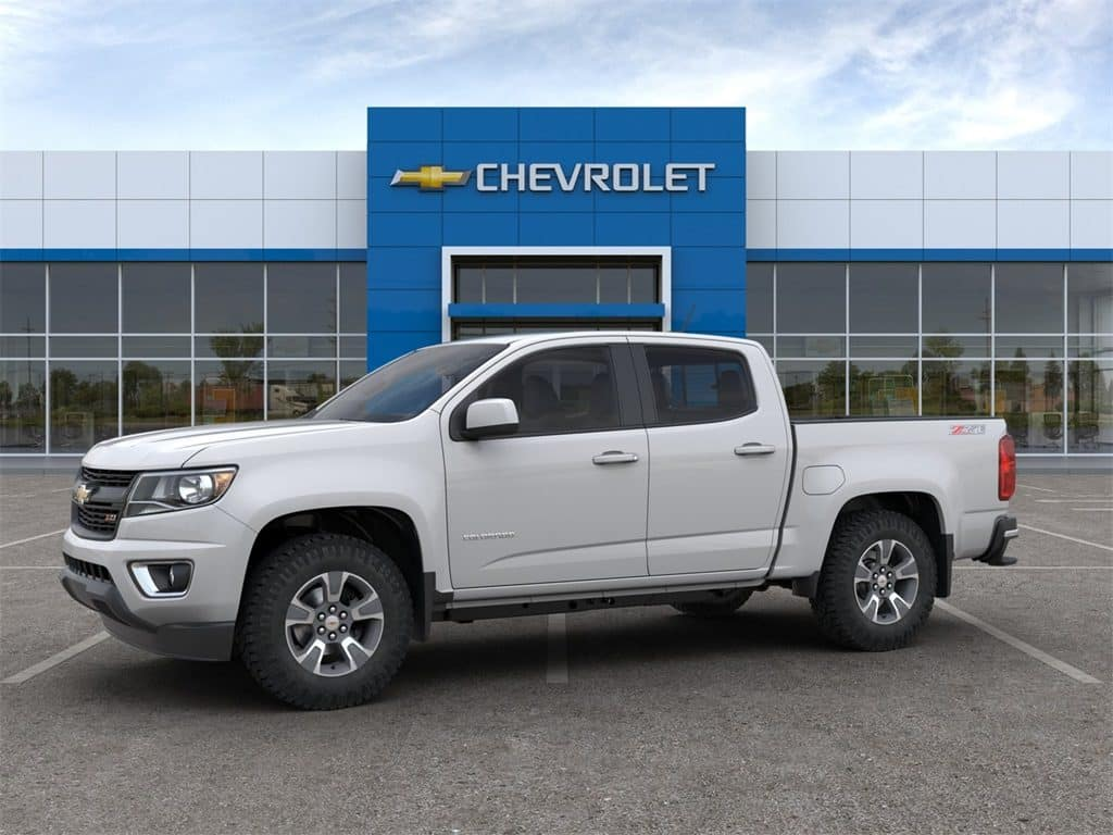 2019 Chevy Colorado Z71 Crew Cab 4WD  Lease Offer