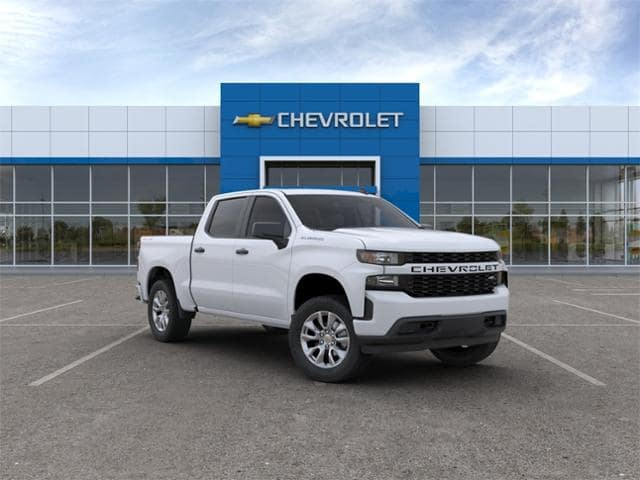 August New 2020 Chevy Silverado 1500 Crew Cab Rst 4wd Champion