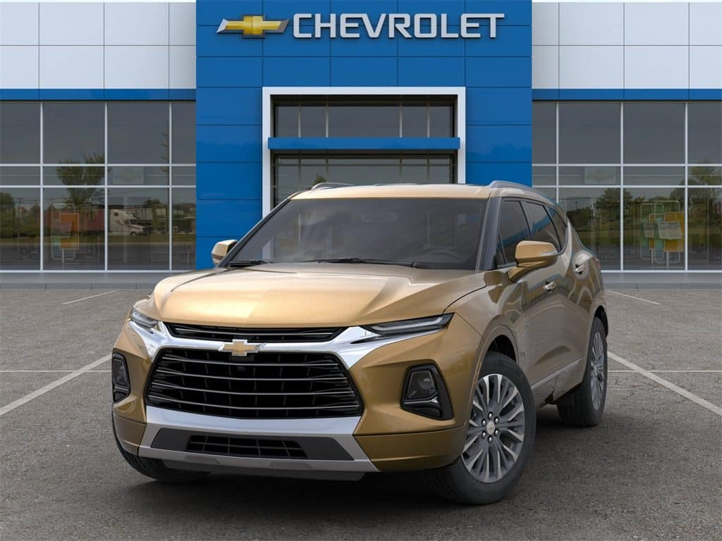 New 2019 Chevrolet Blazer Premier With Navigation Manager Special