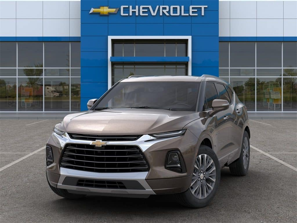 New 2019 Chevrolet Blazer Premier With Navigation & 4WD Manager Special