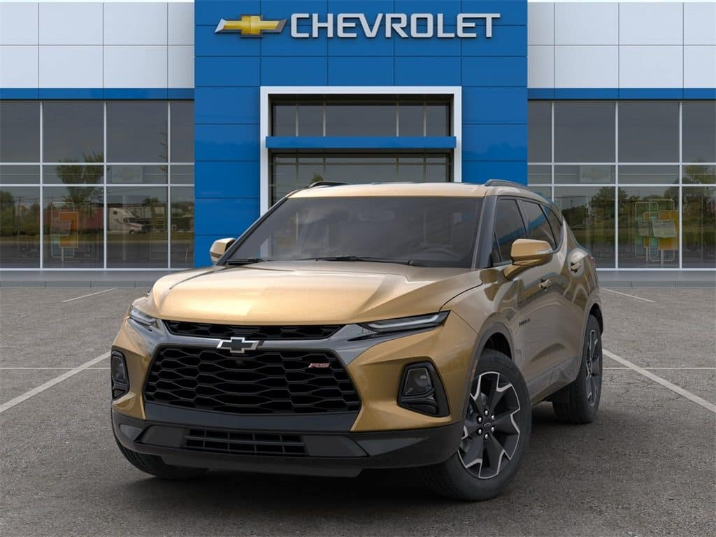 New 2019 Chevrolet Blazer RS With Navigation Manager Special