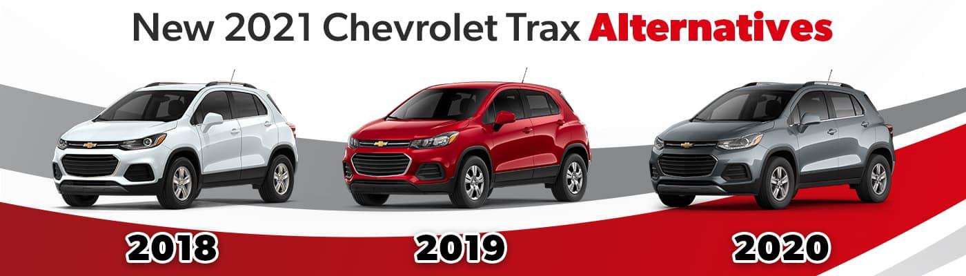 New Trax Alternative - Preowned
