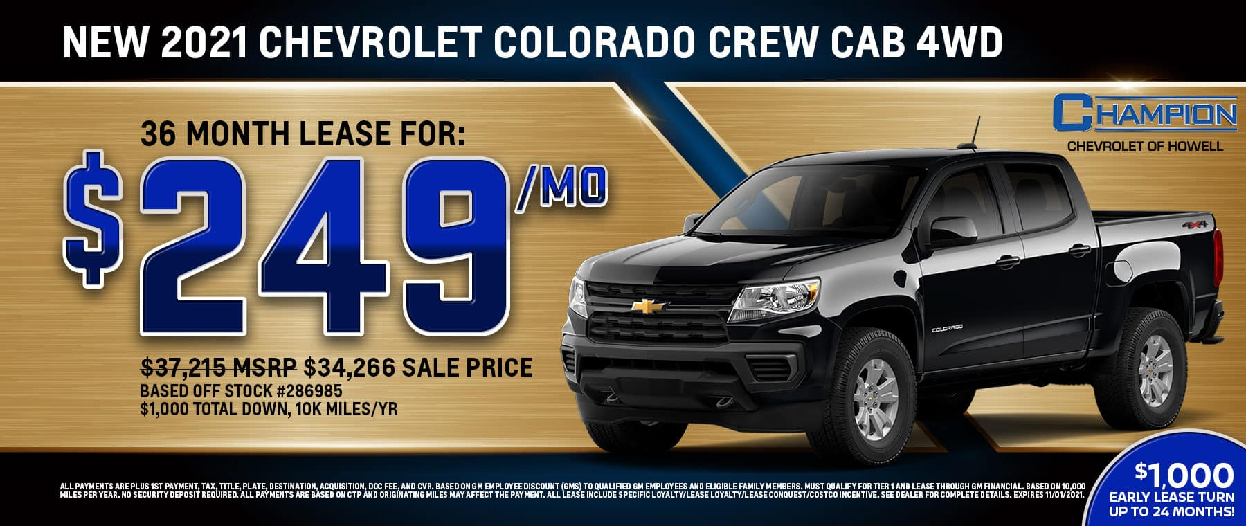 10_21_Champion_Howell_Chevy_1800x760_2021_Colorado_CC_4WD_web_banner