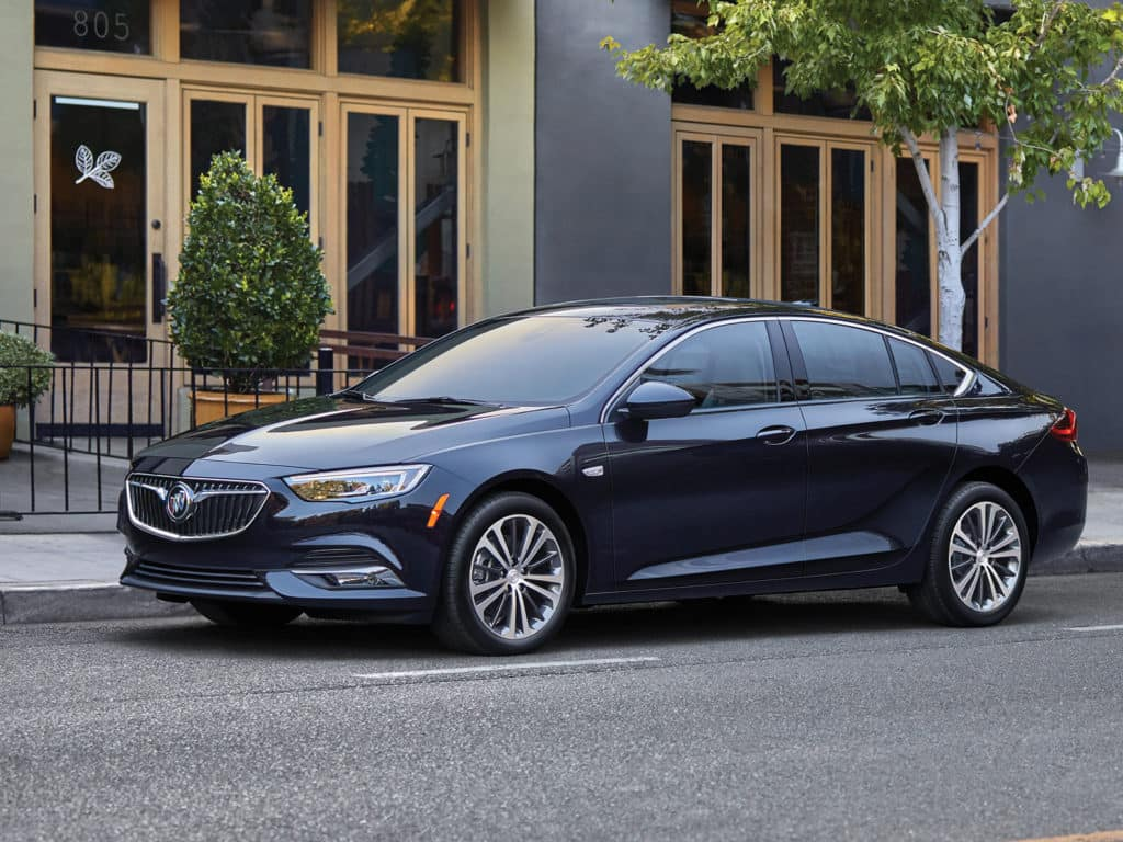 2018 Regal Sportback FWD Preferred