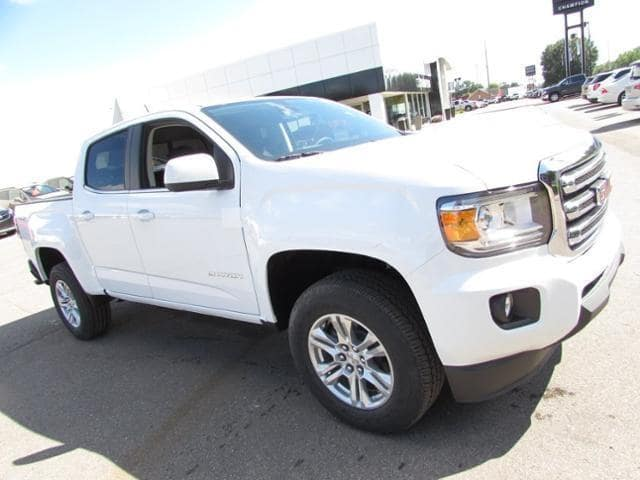2019 GMC Canyon 4WD Crew Cab