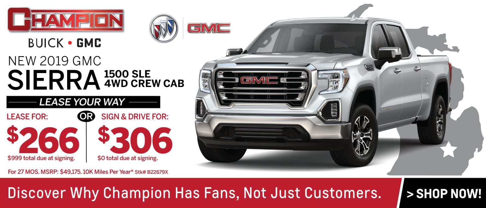 Champion GMC Buick in Brighton, MI | New and Used Cars