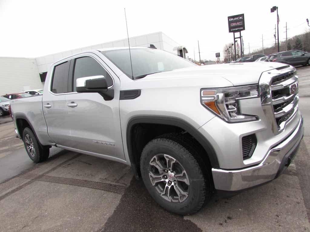 2019 Sierra 1500 Double Cab New Body