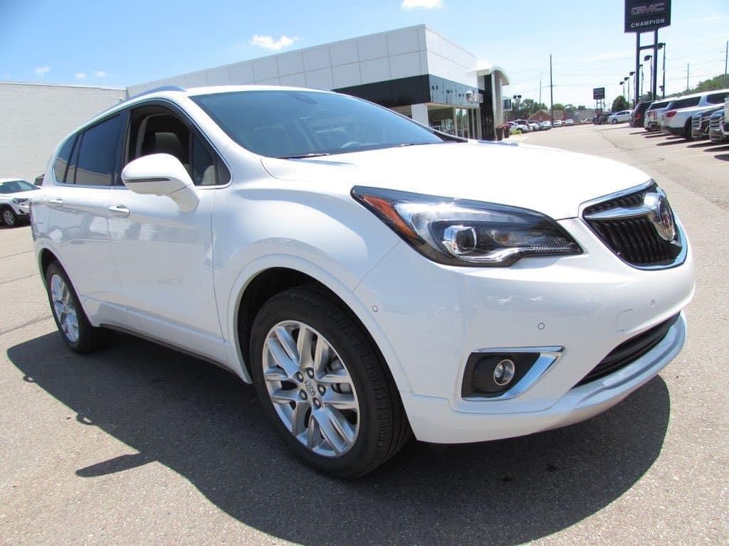 2020 Buick Envision Premium II Lease