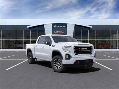 2021 GMC Sierra 1500 Crew Cab AT4 Lease Offer