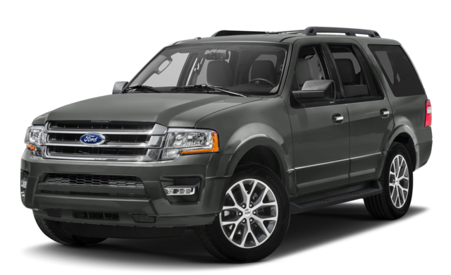 2017 Ford Expedition Gray