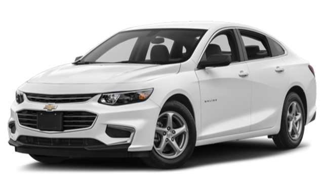 2017 Chevy Malibu White