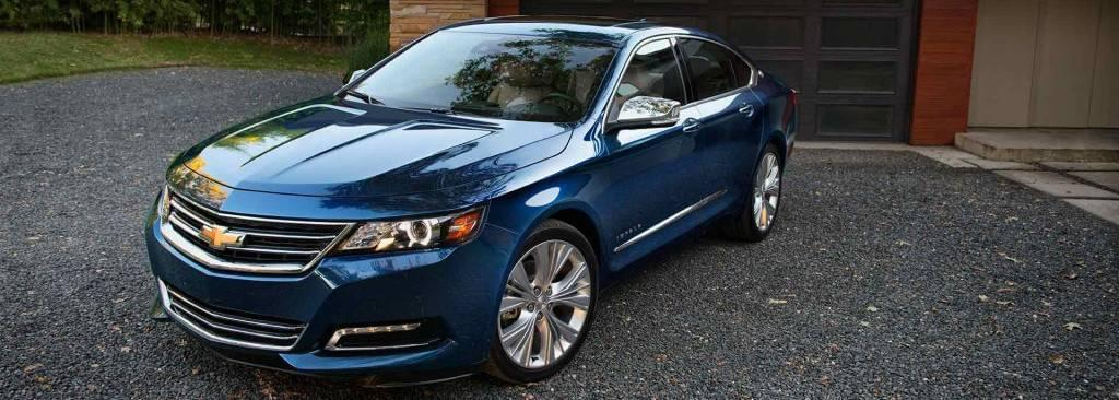 2017 Chevrolet Impala blog