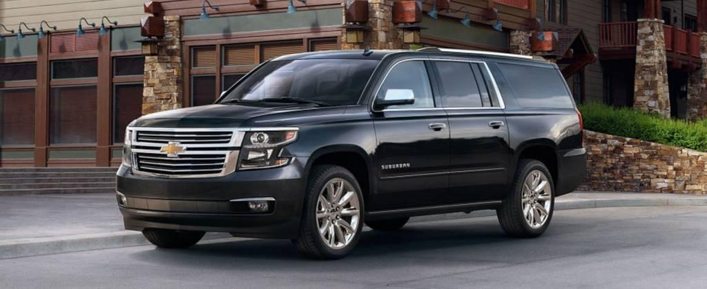 The 2017 Chevrolet Suburban vs. The 2017 Ford Expedition