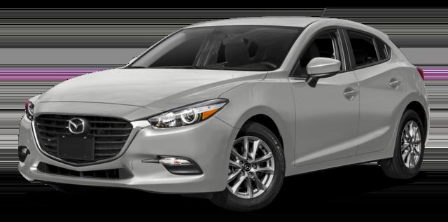 2017 Mazda3 Hatchback